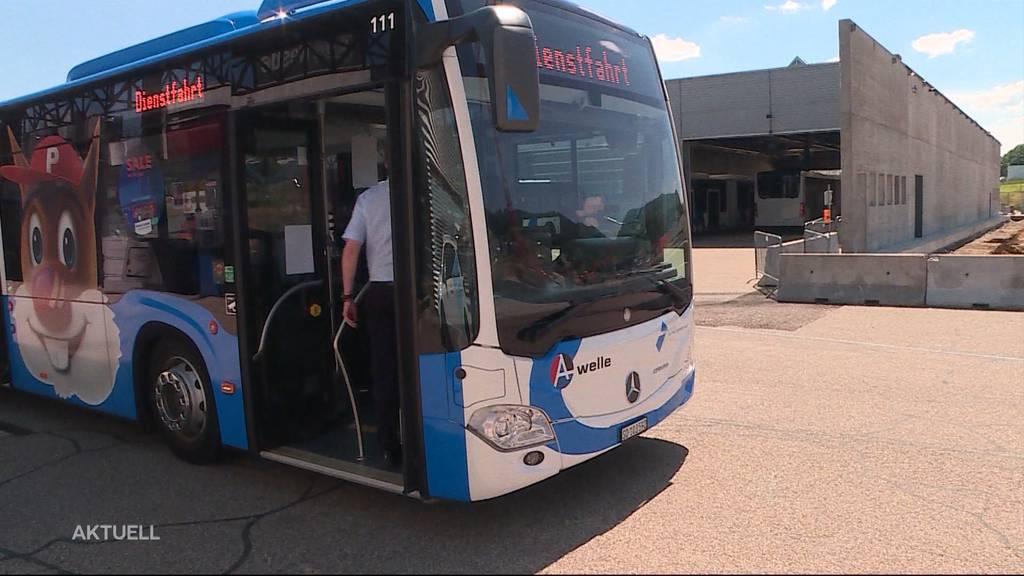 Olten: Verletzte nach Vollbremsung eines Linienbusses