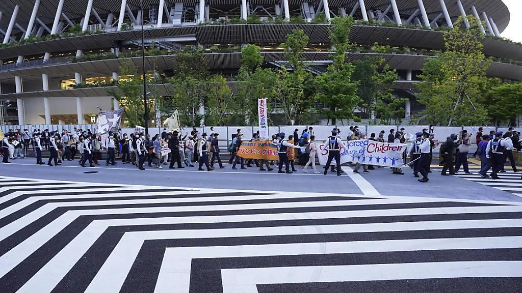 Notstand für Tokio nochmals verlängert