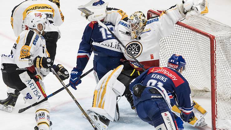Zwischen den ZSC Lions und Lugano blüht in den Playoffs die alte Rivalität wieder auf