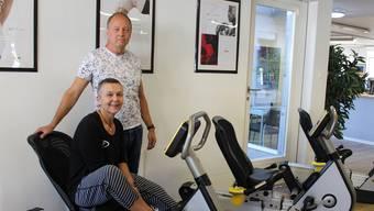 Rosmarie und Thomas Wüst sind seit 1996 in Menziken tätig.