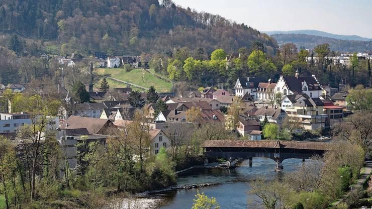 Turgi könnte 2024 ein Stadtteil von Baden werden. Fusionsbefürworter befürchten aber, die Debatte um finanzielle Folgen könnte die Vorteile überschatten.