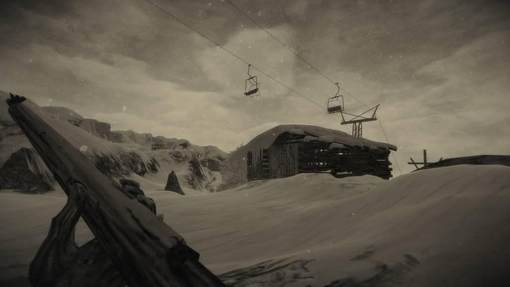 Horror-Game über Bündner Dorf stürmt die Charts