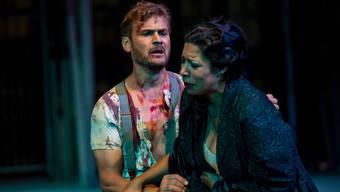 Peter Bernhards Leidenszeit ist vorbei, seine Oper Schenkenberg blickt hoffnungsvoll in die Zukunft (Ausschnitt aus «Trovatore» mit Mary Elizabeth Williams).ingo Höhn