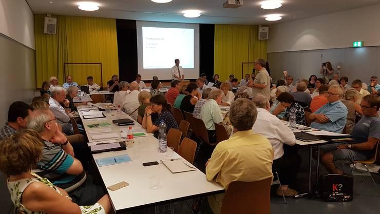 Die Baselbieter Synodenmitglieder machten es dem Kirchenrat nicht einfach.
