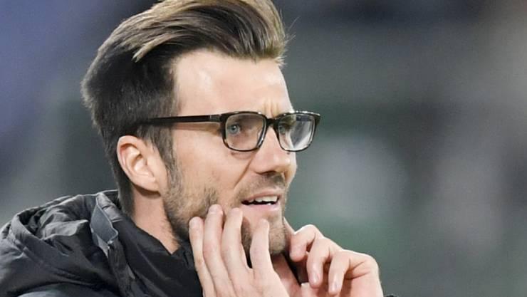 Raphael Wickys empfängt am Samstag zum ersten Mal als Trainer des FC Basel seinen Ex-Club Sion.