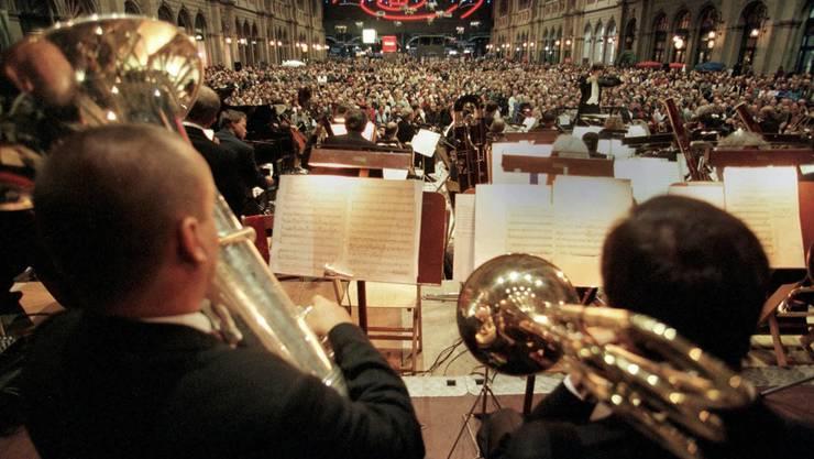 Das Tonhalle-Orchester will Konzerte in Zürcher Quartieren geben.