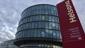 Helsana-Hauptsitz in Dübendorf (Symbolbild)