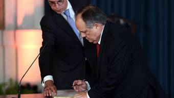 Portugals Kulturminister Joao Soares: Ohrfeigen über Facebook.