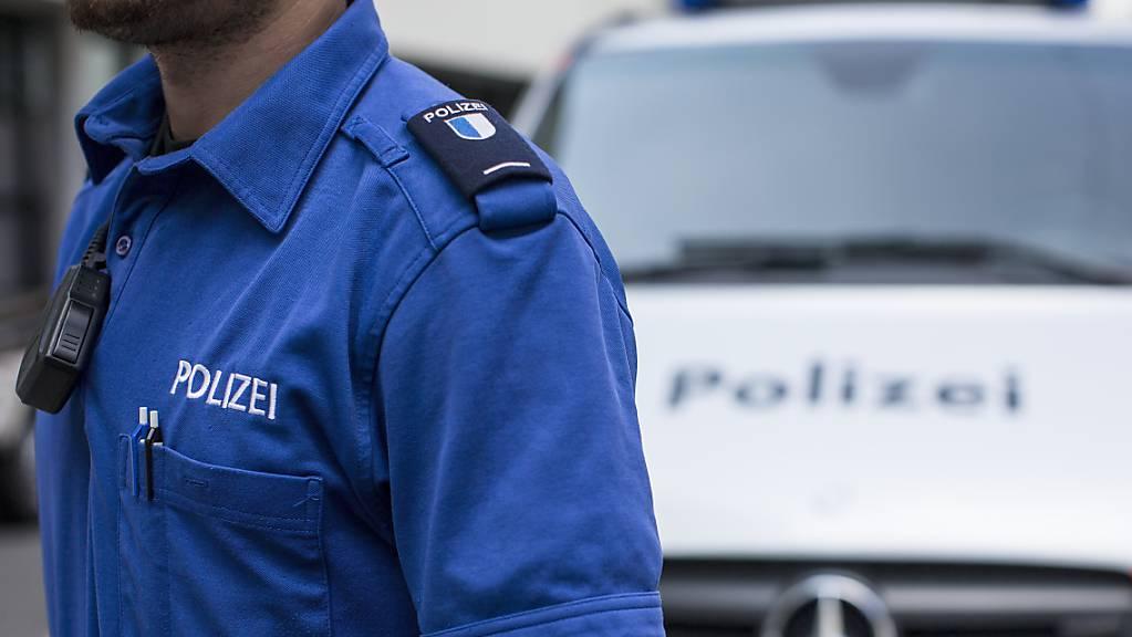 Die Luzerner Polizei rückte nach einem Streit zum Reusszopf in der Stadt Luzern aus. (Symbolbild)