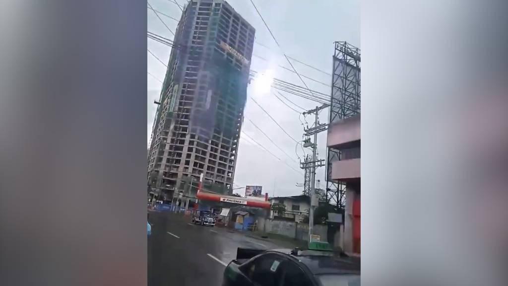 Mindestens vier Tote bei Erdbebenserie auf Insel