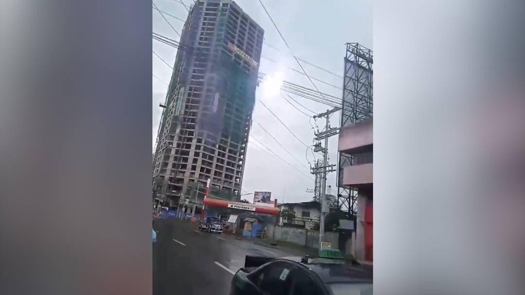 Mehrere Erdbeben erschüttern Philippinen