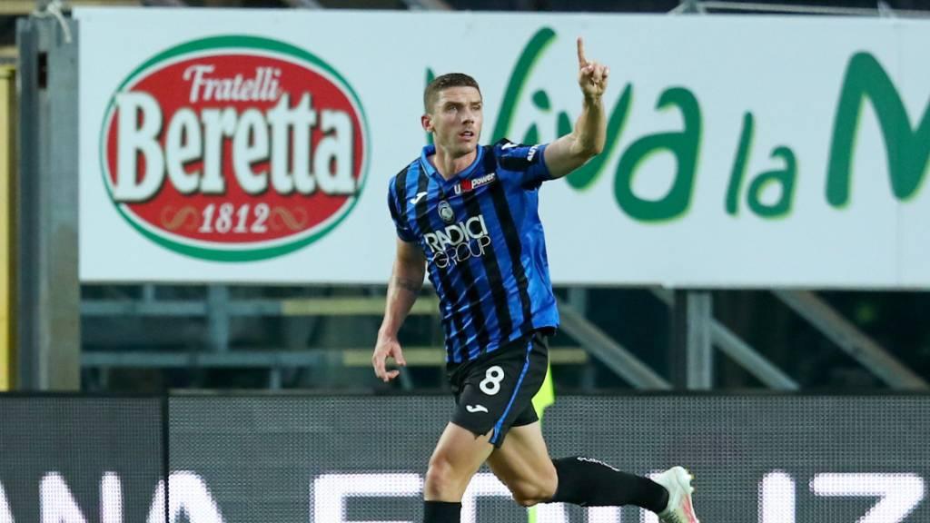 Atalanta Bergamo tut weiteren Schritt in Richtung Champions League