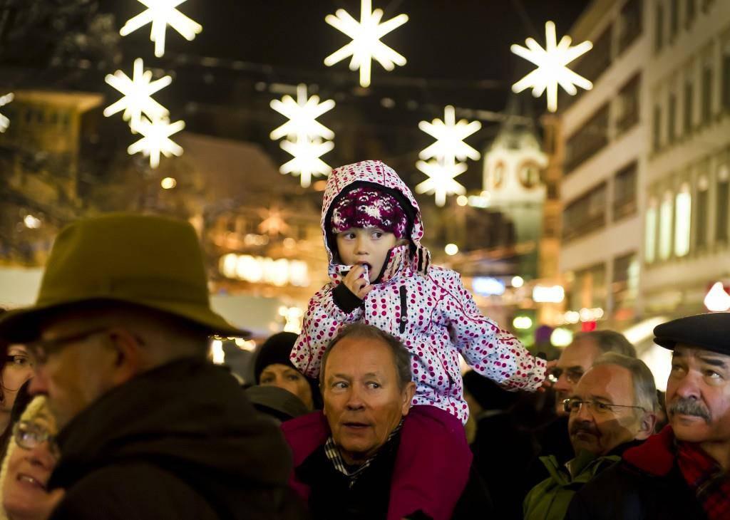 Weihnachtsmarkt St.Gallen