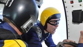 Vorkurs für Fallschirmaufklärer in Grenchen