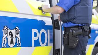 Die Polizei Basel-Stadt rückte in Kleinhünigen mit Grossaufgebot aus. (Symbolbild)