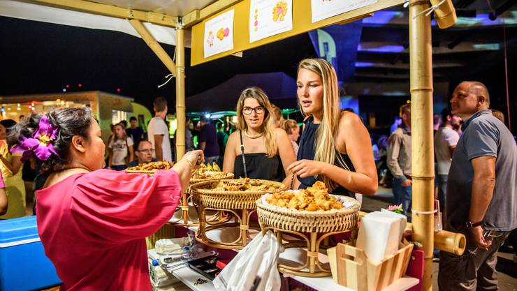 Das 2. Streetfoodfestival Solothurn