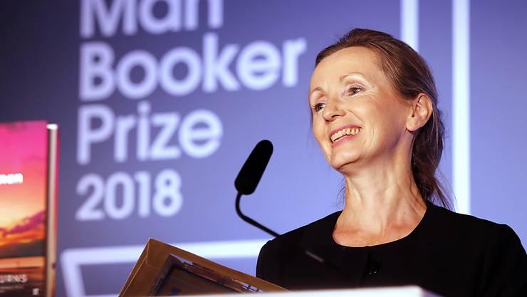 Die nordirische Autorin Anna Burns hat am Dienstag den diesjährigen Man-Brooker-Literaturpreis gewonnen.