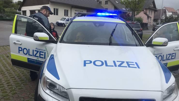 Erlebnis Polizei