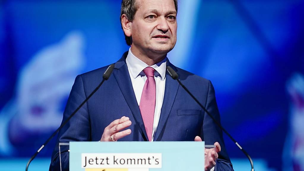 ARCHIV - Christian Baldauf, stellvertretender Landesvorsitzender und Spitzenkandidat der rheinland-pfälzischen CDU für die Landtagswahl 2021. Foto: Uwe Anspach/dpa