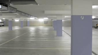 Teuer erstellte Parkplätze bleiben mancherorts schon jetzt unbenutzt.
