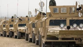 Die NATO-Sicherheitskräfte könnten bald in Israel und Palästina stationiert sein (Symbolbild)