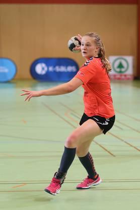 Alina Stähelin zeigte eine starke Partie.