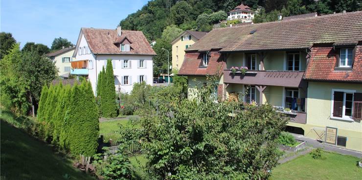 Die Bewohner der Erlinsbacherstrasse verhinderten den Abriss ihrer Häuser vergeblich – der Stadtrat hat es genehmigt.