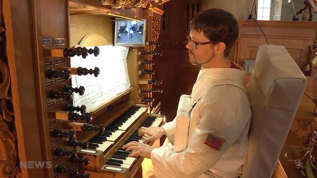Orgel-Soundtrack zum Zibelemärit