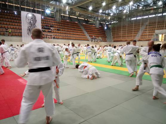Nationaler Judo Day