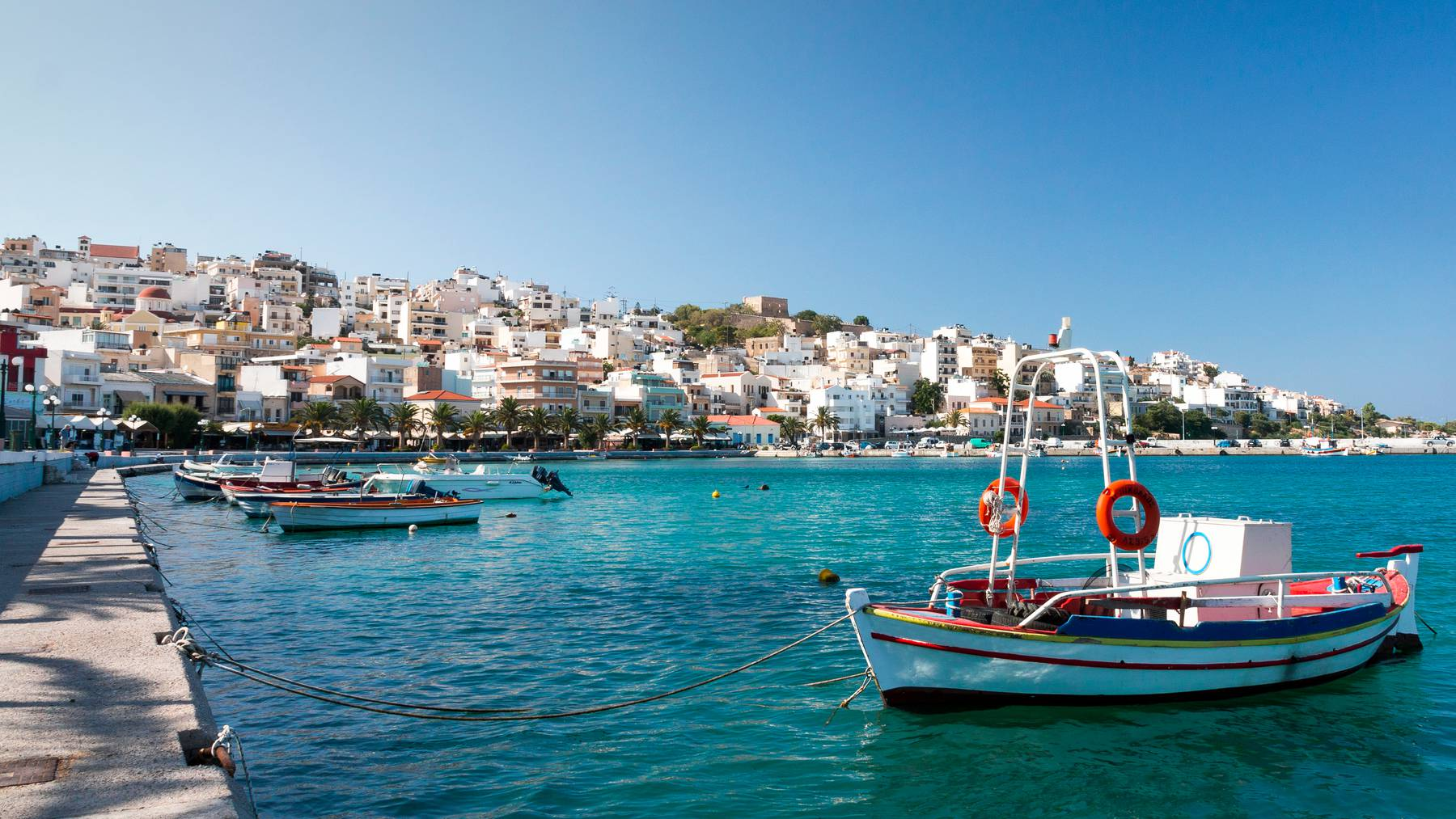 Kreta war eine beliebte Feriendestination der Schweizerinnen und Schweizer.