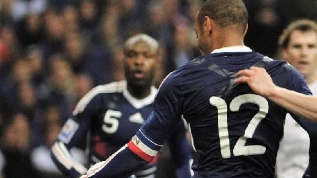 WM-Zweiter Frankreich ungesetzt