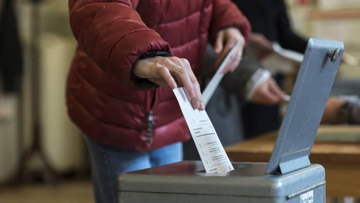 Der Abstimmungssonntag vom 12. Feburar 2017 rückt näher. (Symbolbild)