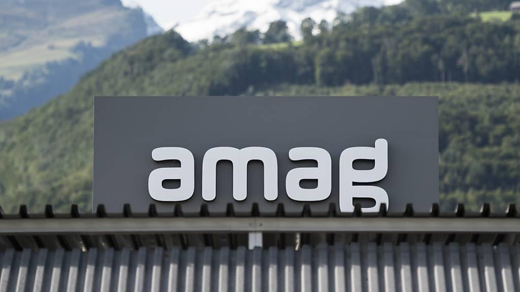 Der Schweizer Autoimporteur Amag möchte bis 2025 komplett klimaneutral sein. Dazu gibt das Unternehmen Gas mit E-Autos. (Archivbild)