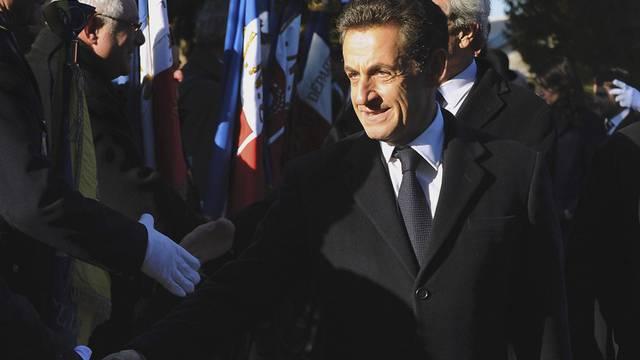 Hat in Amboise Reformen angekündigt: Frankreichs Präsident Nicolas Sarkozy