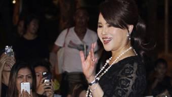 Die thailändische Prinzessin Ubolratana tritt nach einer Intervention ihres Bruders nicht bei der Parlamentswahl an. Das hat ihre Partei entschieden. (Archivbild)