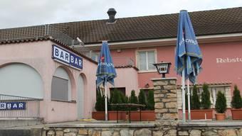 Die Ära der «Barbar» im Untergeschoss des geschlossenen Restaurants Rebstock geht Ende Dezember ebenfalls zu Ende. CM