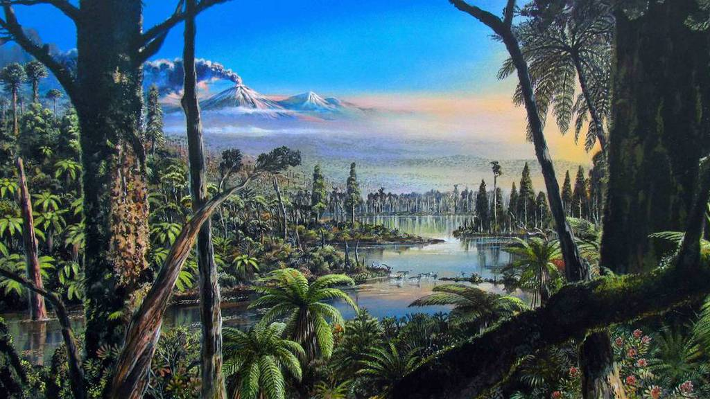 Forscher entdecken Spuren eines Regenwaldes vor der Westantarktis