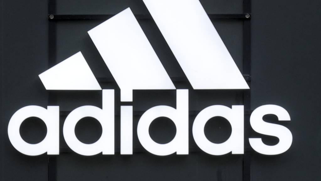 Adidas hebt nach Zugewinnen im ersten Quartal Umsatz-Prognose an. (Archiv)