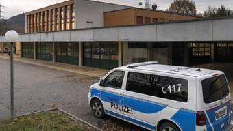 Der ASE-Betrugsprozess vor dem Bezirksgericht Laufenburg findet aus Platzgründen im Zivilschutz-Ausbildungszentrum in Eiken statt. (Archivbild)