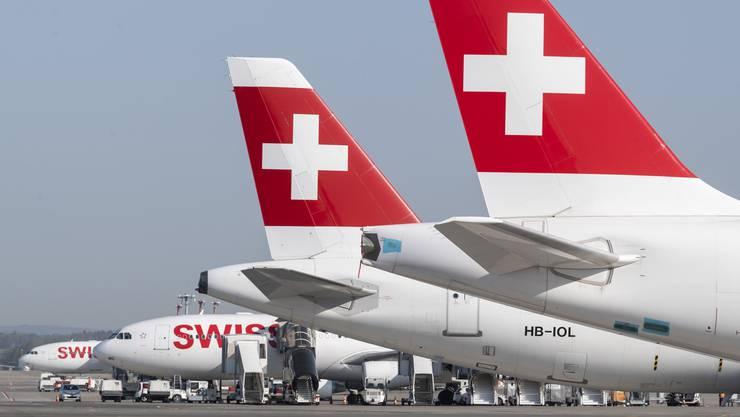 Umstritten: Der Staat gewährt den Fluggesellschaften Swiss und Edelweiss einen Kredit über 1,275 Milliarden Franken.