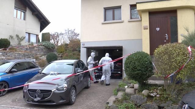 Tötungsdelikt Suberg: Tatverdächtiger verhaftet