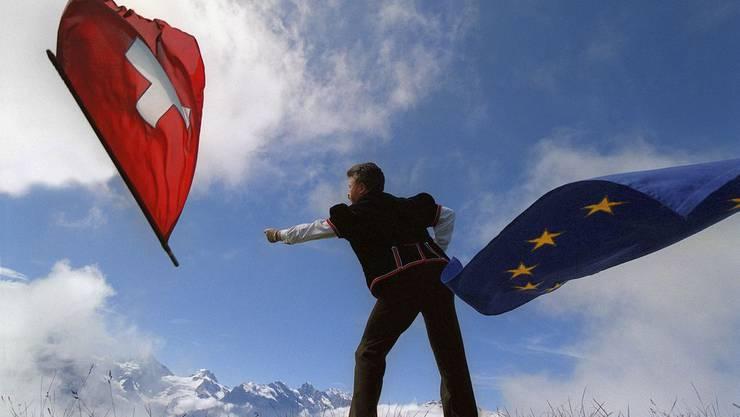 Die Europafrage spaltet die Linke