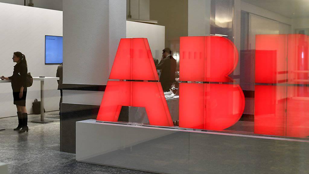 Mögliche Folgen des Handelsstreit: Rund 4000 ABB Stellen in den USA könnten laut ABB-Chef Ulrich Spiesshofer gefährdet sein. (Archiv)