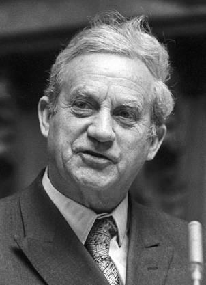 Die Antwort von Bundesrat Roger Bonvin auf den Flugzeugabsturz von Würenlingen 1970