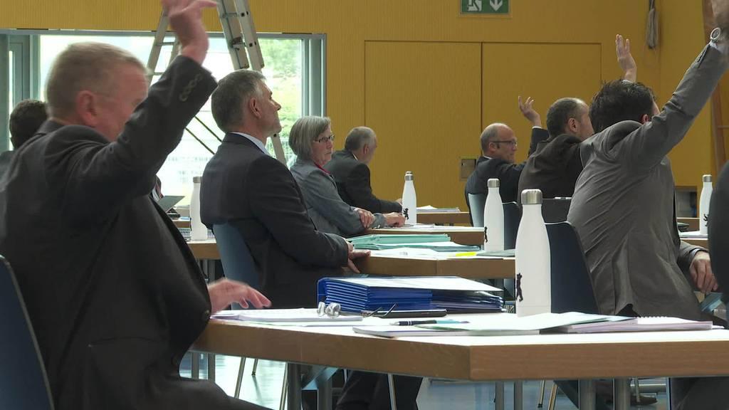 Turnhalle statt Saal: Grosser Rat AI tagt wieder nach Corona
