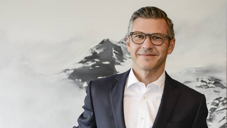 Seit über einem Jahr Chef der BLKB: John Häfelfinger.