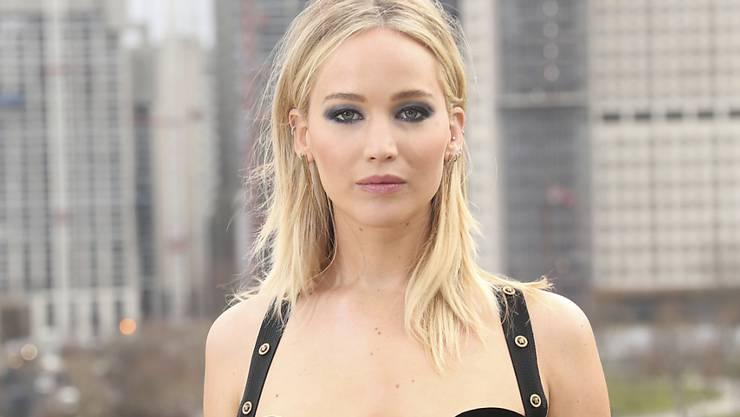 Die Schauspielerin Jennifer Lawrence hat sich verlobt. (Archivbild)