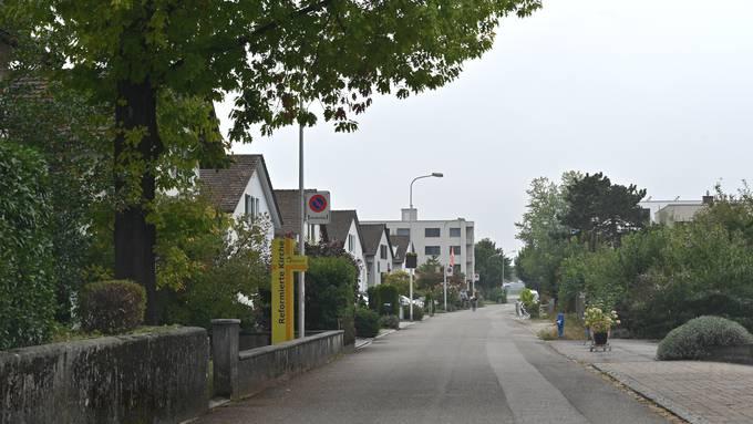 Südlich des Bahnhofs Hägendorf soll Tempo 30 eingeführt werden. (Archivbild)