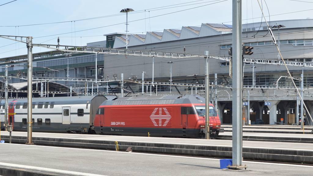 Kritik an SBB-Plänen für Luzern