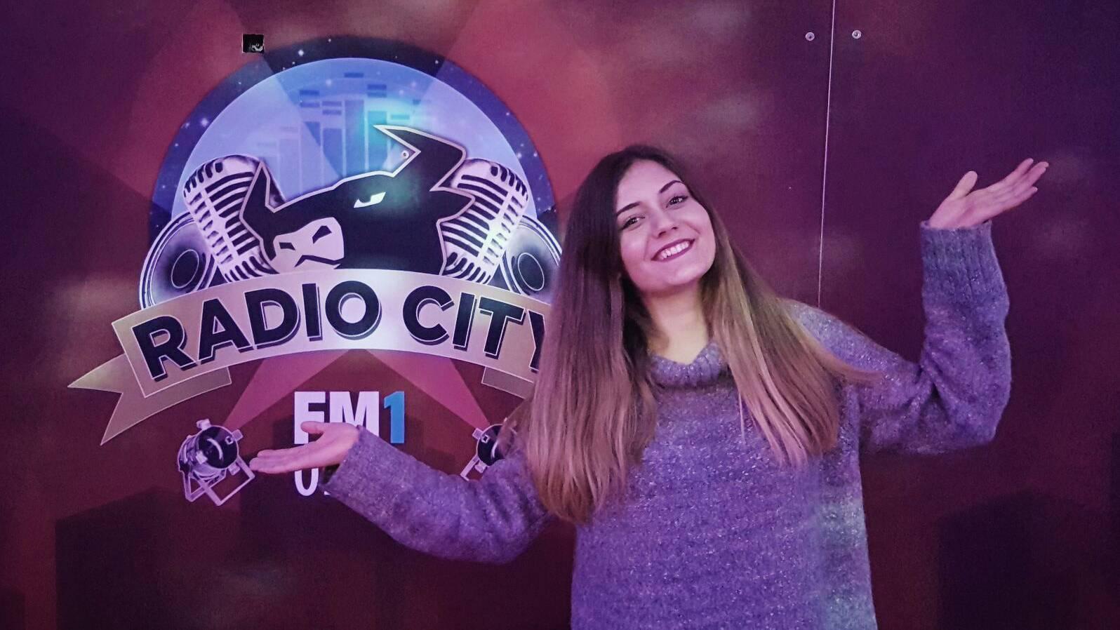 Das setzt zu: Vielfach landete Celia Rogg in der Radio City.
